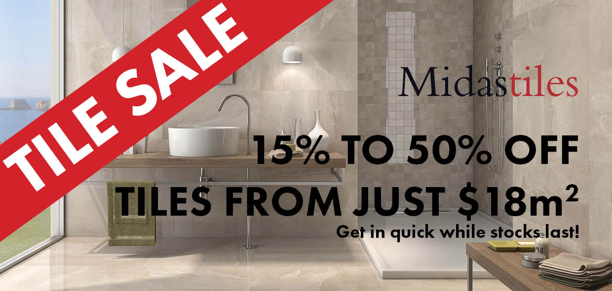 Midas Christchurch Tile Sale! - News | Midas
