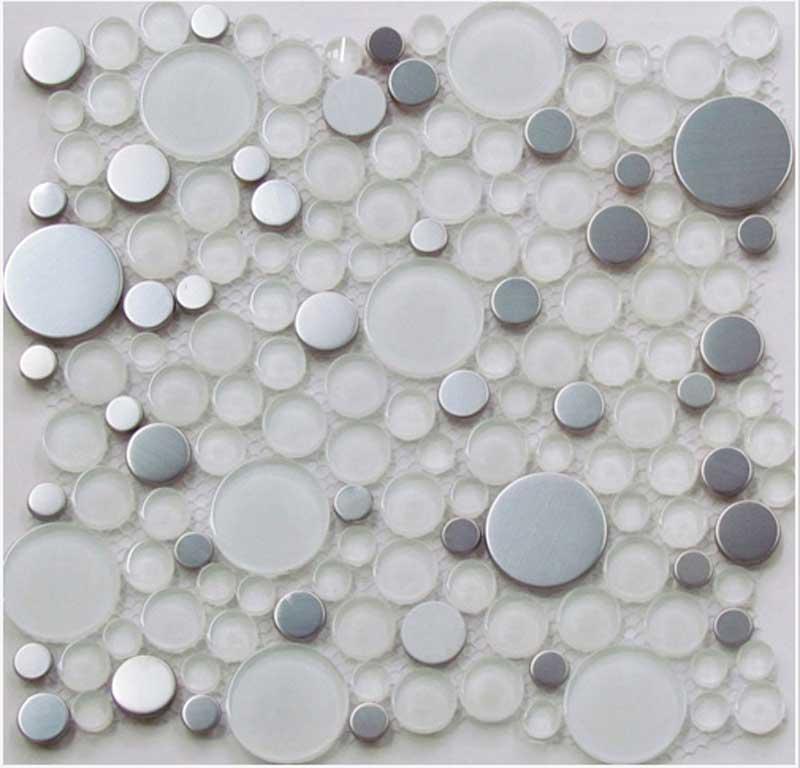 Mt1258 Metal Combo Mosaics