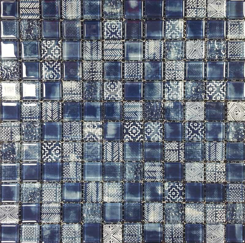 Gl Indigo Deep Blue 1s Pm Floor And Wall Tiles Tilee Co Nz